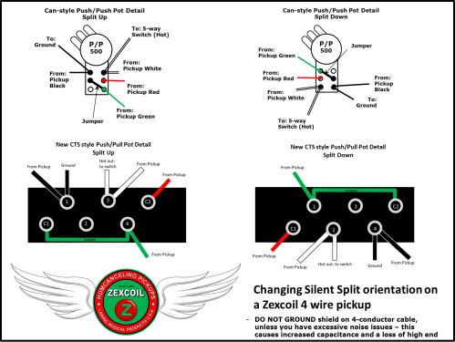 small resolution of for split humbucker wiring diagram