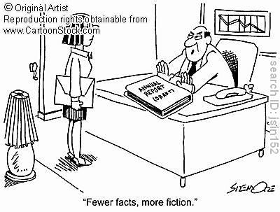 Fewer facts