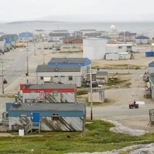 remote arctic jails