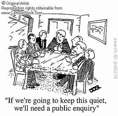 Immunity and Public Inquiries