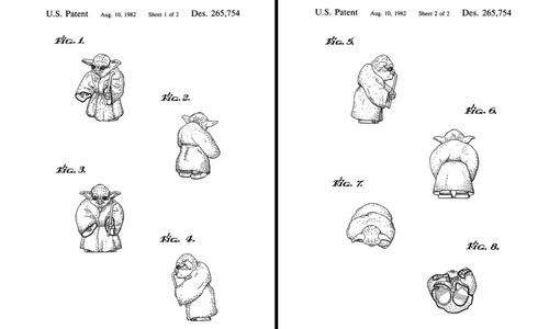 Yoda Patent