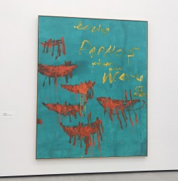 Some serious gash, courtesy of Twombly