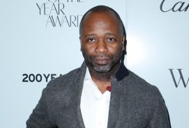 Theaster Gates== WSJ Magazine Hosts 2nd annual INNOVATOR OF THE YEAR AWARDS== MoMA, New York== October 18, 2012== ©Patrick McMullan== Photo-JIMI CELESTE/patrickmcmullan.com==