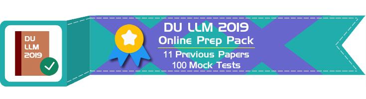 DU LLM Entrance DUET Delhi University Mock Tests Previous Question Papers