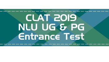 CLAT PG 2019 for UG LLB and PG LLM admissions officially kicked off complete details