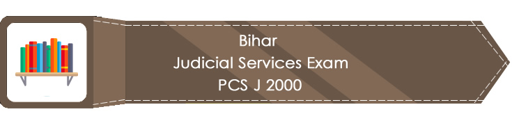 Bihar Judicial Services Exam PCS J 2000 LawMint.com Judiciary Exam Mock Tests Civil Judge Previous Papers Legal Test Series MCQs Study Material Model Papers