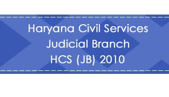 Haryana Civil Services Judicial Branch HCS JB 2010 LawMint.com Judiciary Exam Mock Tests Civil Judge Previous Papers Legal Test Series MCQs Study Material Model Papers