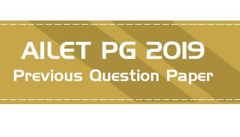 AILET PG Previous Question Paper 2019 AILET PG Mock Test Series Free Demo