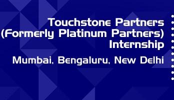touchstone partners formerly platinum partners internship application eligibility experience mumbai bengaluru new delhi