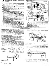Poulan 245 306 Chainsaw Owners Manual, 1980