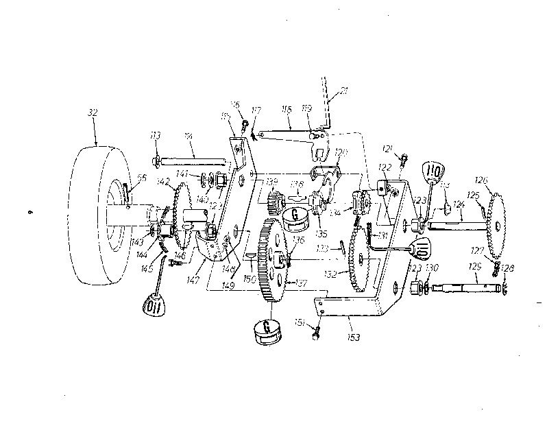 MTD 313-205 313-230 20-Inch Snow Blower Owners Manual