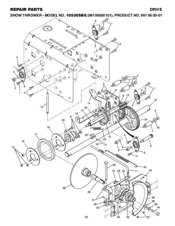 Wiring Diagram 1940 Hammond Organ