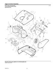 Murray Walk Behind 1695538 Snow Blower Parts Manual