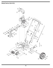 MTD 3AA 3CA Two Stage Snow Blower Owners Manual