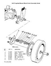 Toro 16775 16575 21-Inch Lawn Mower Owners Manual, 1990