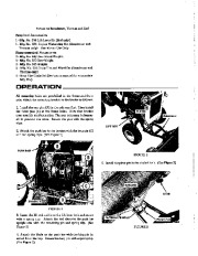 Simplicity 891 42-Inch Snow Plow And Dozer Blade Blower