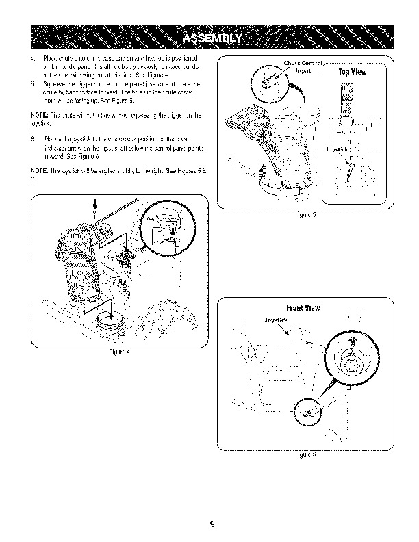Craftsman 247.88970 26-Inch Snow Blower Owners Manual, 2005