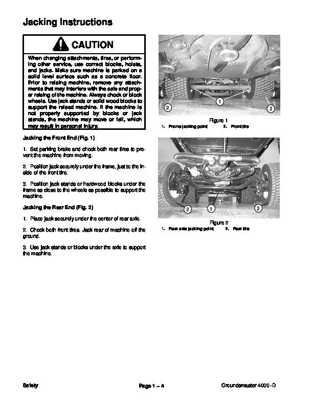 Toro 02097SL Rev E Service Manual Groundsmaster 4000 D Preface
