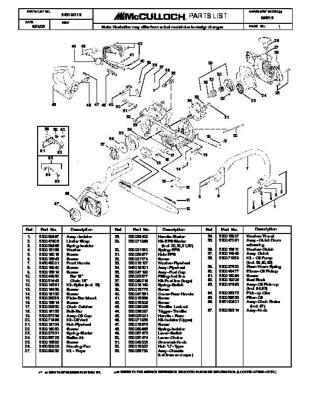 stihl fs 56 parts diagram whirlpool dryer schematic wiring mcculloch m4218 chainsaw service list