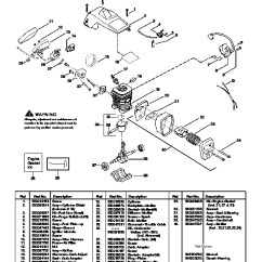 Eager Beaver Chainsaw Parts Diagram 2009 Subaru Forester Radio Wiring Mcculloch 110 Great Installation Of Stihl Km110r Fs90r 3516