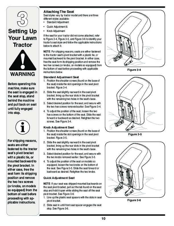 MTD 760 77 Transmatic Lawn Tractor Mower Owners Manual