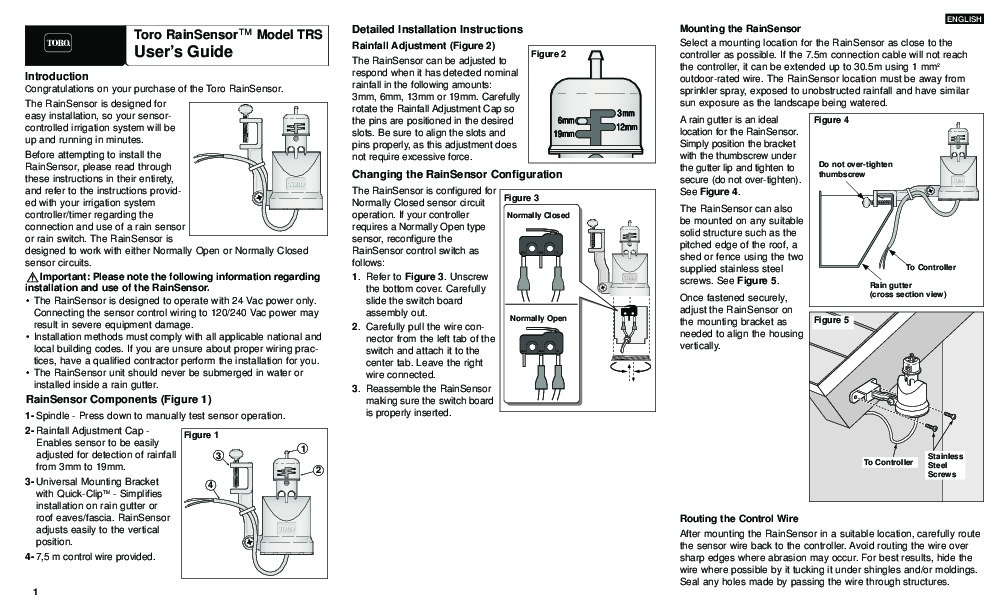 Master Valve For Sprinkler Systems Wiring Diagram