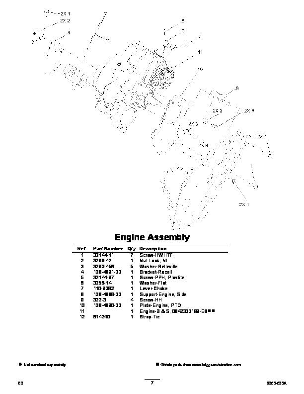 Toro Power Clear 210 ES 38593 Snow Blower Parts Manual, 2011
