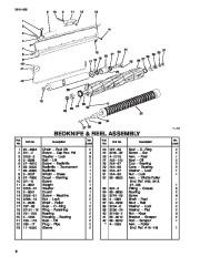 Toro 04129 Greensmaster 500 Lawn Mower Parts Catalog, 1996