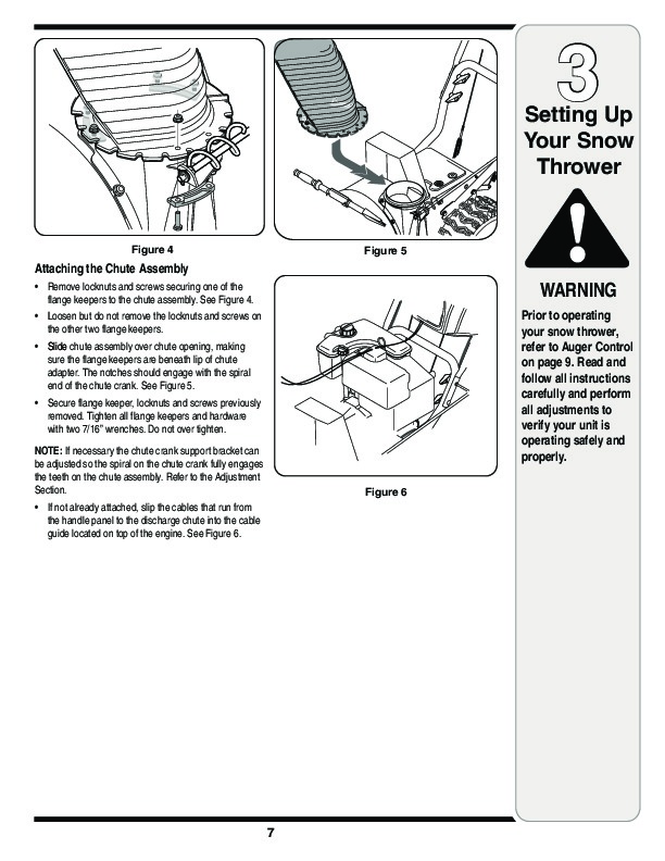 MTD Yard Man 769-03247 Snow Blower Owners Manual