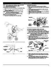 MTD Troy-Bilt TB144 Garden Cultivator Lawn Mower Owners Manual