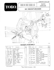 6 5 Hp Snow Blower, 6, Free Engine Image For User Manual
