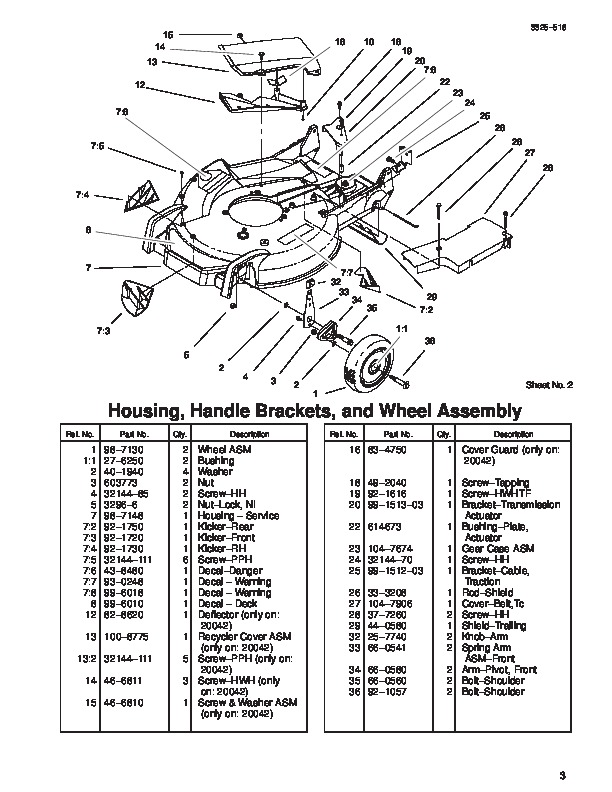 Toro Self Propelled Mower Handle Diagram. Diagrams. Auto