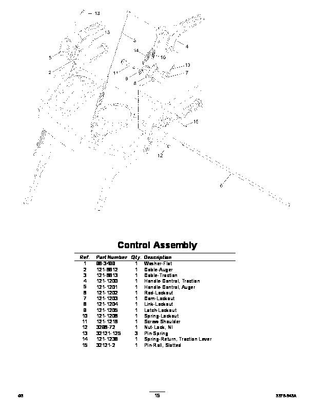 Toro 37771 Power Max 726 OE Snowblower Parts Catalog, 2014