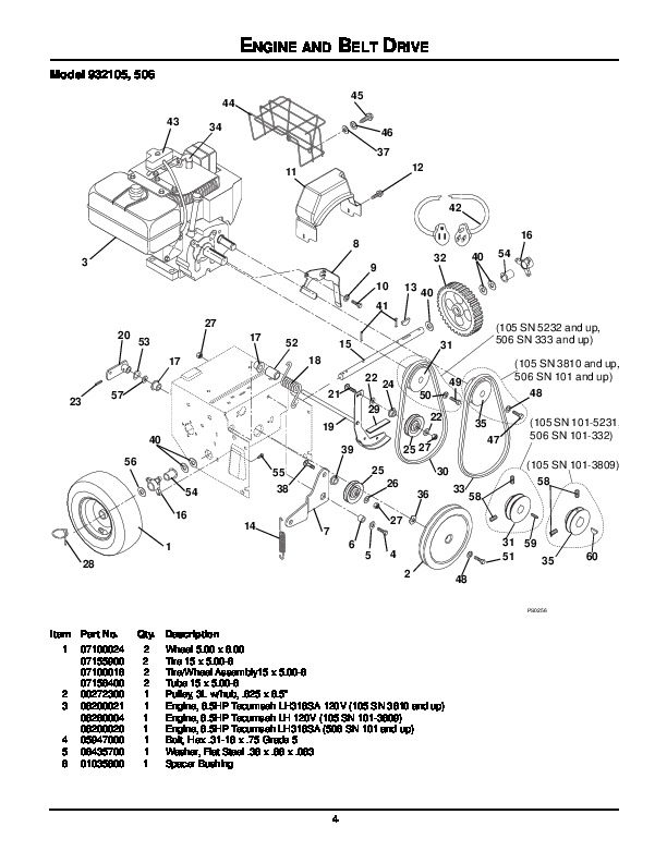 How do you find an Ariens snow blower manual
