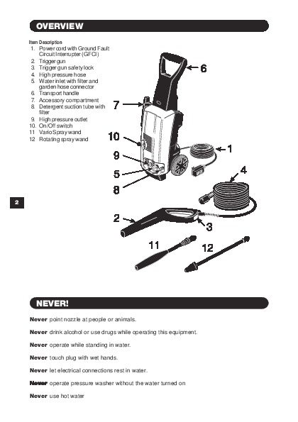 Karcher Pressure Washer Wiring Diagram : 38 Wiring Diagram