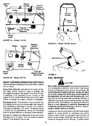 MTD Yard Man 310183 310193 Snow Blower Owners Manual