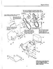 Simplicity 8-24 9-28 Snow Blower Parts Manual