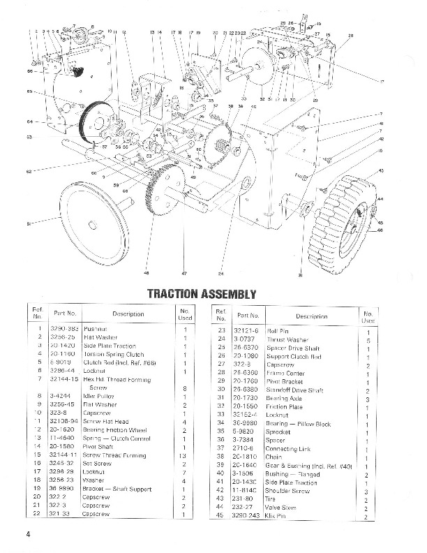 Toro 7 24 snowblower manual