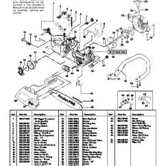 Poulan Chainsaw Fuel Line Diagram Baldor Wiring Single Phase Pro 262 Parts List, 2008