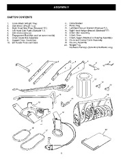 Craftsman 486.248391 42-Inch Snow Blower Owners Manual