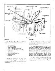 Simplicity 561 Snow Blower Owners Manual