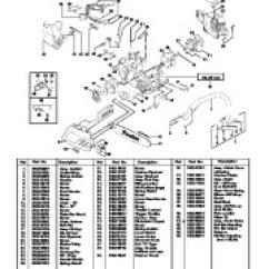 Husqvarna 235 Chainsaw Parts Diagram 2005 Nissan 350z Stereo Wiring Poulan Bh2660 List 2006