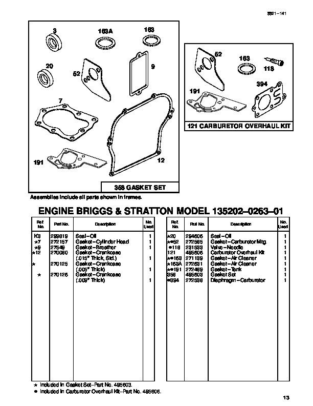Toro 62924 5 hp Lawn Vacuum Blower Parts Catalog, 1998