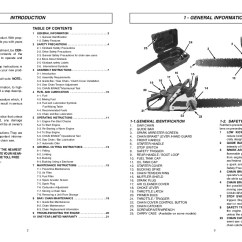 Eager Beaver Chainsaw Parts Diagram Nissan Sentra Alternator Wiring Mcculloch 2 Auto