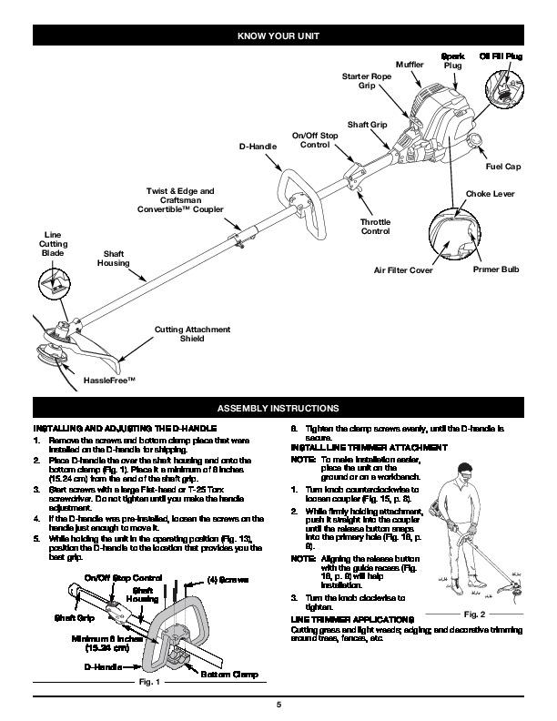 craftsman garden tractor repair manual