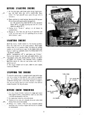 MTD Yard Man 7090 1 Snow Blower Owners Manual