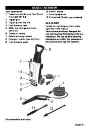 Kärcher K 3.99 M 1650 PSI Electric Power High Pressure