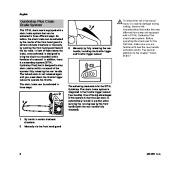 STIHL MS 261C Q Chainsaw Owners Manual