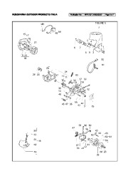 McCulloch Electrolux Mac 538E Chainsaw Parts List, 2007