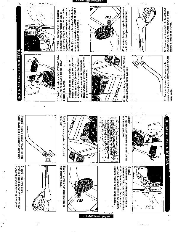 Kärcher K 5100 G Gasoline Power High Pressure Washer
